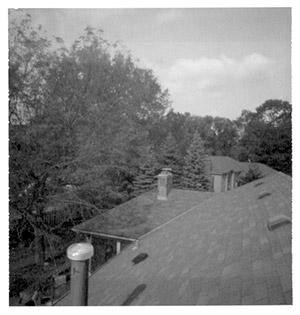 first pinhole image