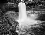 photo of Minnehaha Falls