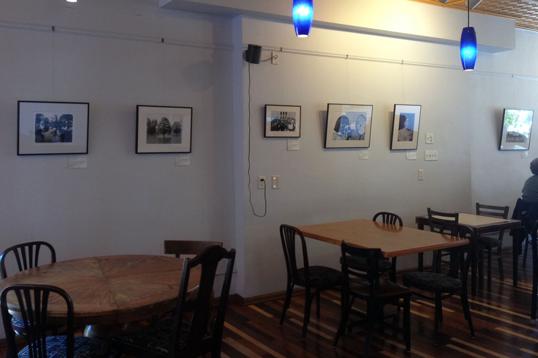 Photo of coffee shop in St. Paul
