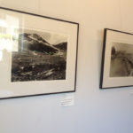 photographs on the wall